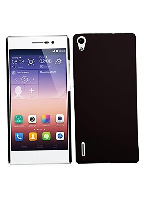 Microsonic Premium Slim Huawei Ascend P7 Kılıf Siyah Renkli
